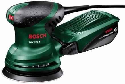 Bruska excentrická Bosch PEX 220A