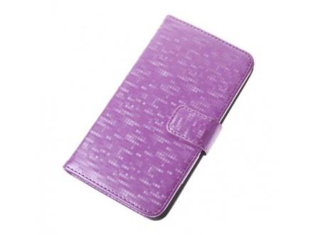 Pouzdro BOOK GLAMMY XL Pink