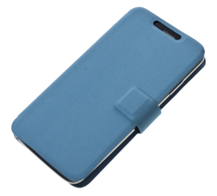 Pouzdro BOOK ULTRA XL Blue