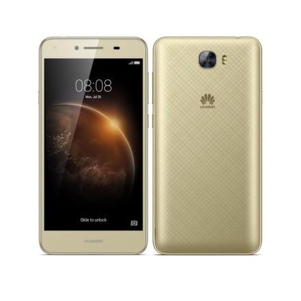 Huawei Y6 II Compact Dual SIM - zlatý + dárek Aligator selfie držák + bluetooth zelený zdarma