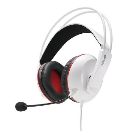 Headset Asus Cerberus Gaming - bílý