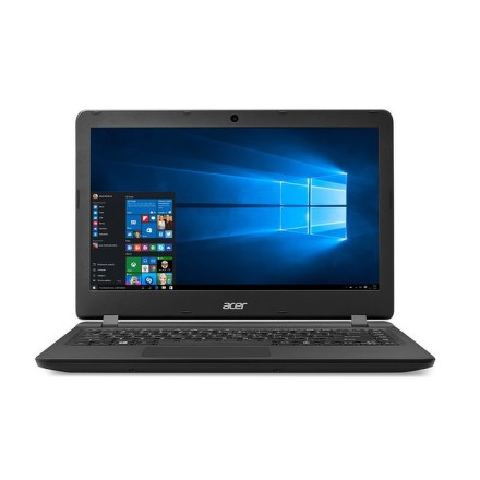 "Ntb Acer Aspire ES13 (ES1-332-C7AK) Celeron N3350, 4GB, 32GB, 13.3"""", HD, bez mechaniky, Intel HD, BT, CAM, W10 - černý"