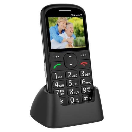 Mobilní telefon CPA Halo 11 - černý
