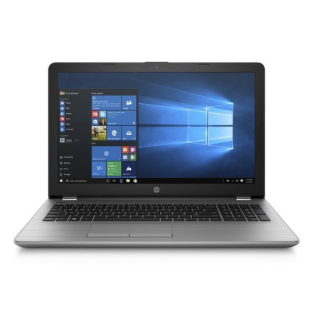 "HP 250 G6 i3-6006U 15.6"""" FHD, 4GB, 1TB, DVDRW, ac, BT, silver, Win 10 - sea model"