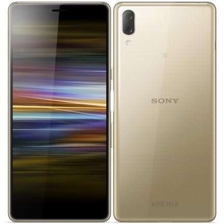 Sony Xperia L3 (I4312) Dual SIM - zlatý