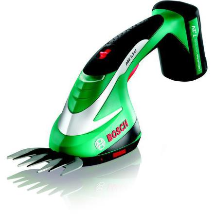 Nůžky na trávu Aku Bosch AGS 7,2 LI