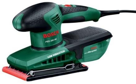 Bruska vibrační Bosch PSS 200 AC