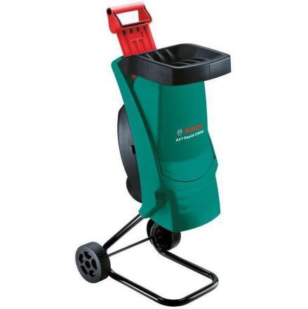 Drtič zahradního odpadu Bosch AXT Rapid 2000