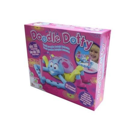 Veselá pavoučice Alltoys - Doodle Dotty