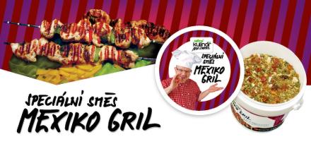 Mexiko gril