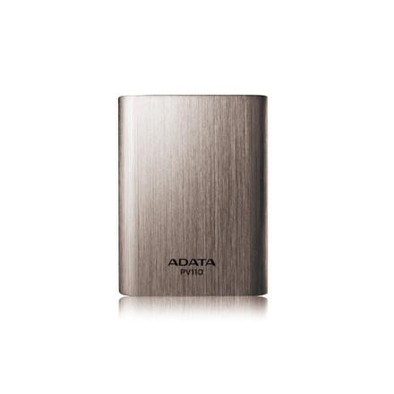 Power Bank A-Data PV110 10400 mAh - titanium