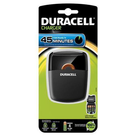 Nabíječka Duracell CEF 27 pro AA, AAA