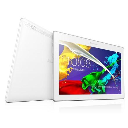 "Dotykový tablet Lenovo TAB 2 A10-70F 10.1"""", 16 GB, WF, BT, GPS, Android 4.4/ Android 5.0 - bílý"