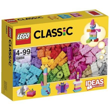 Stavebnice LEGO® CLASSIC 10694 Pestré tvořivé doplňky