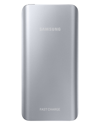 Power Bank Samsung 5200mAH (EB-PN920U) - stříbrná