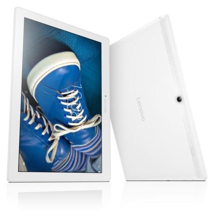 "Dotykový tablet Lenovo TAB 2 A10-30 16GB LTE 10.1"""", 16 GB, WF, BT, 3G, GPS, Android 5.0/ Android 6.0 - bílý"
