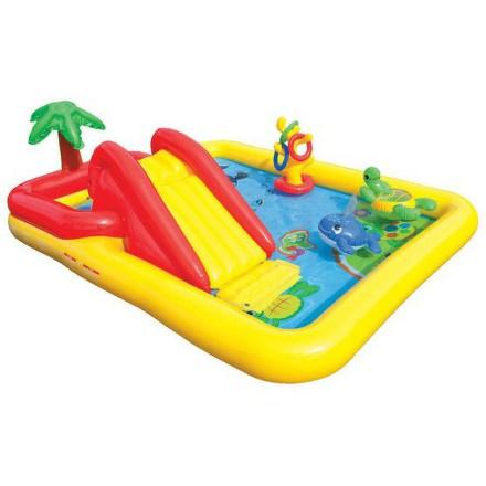 Bazénové hrací centrum Intex Oceán