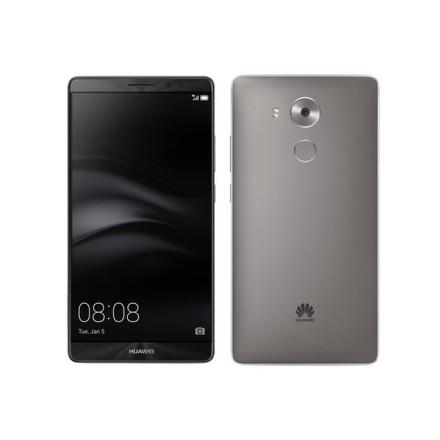 Mobilní telefon Huawei Mate 8 Dual SIM - šedý