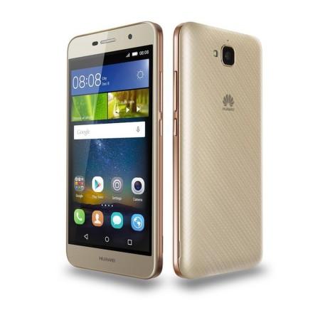 Huawei Y6 Pro Dual Sim - zlatý