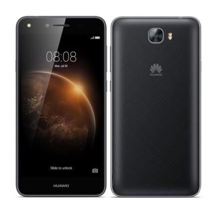 Huawei Y6 II Compact Dual SIM - černý + dárek Aligator selfie držák + bluetooth zelený zdarma