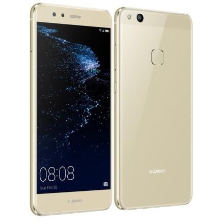 Mobilní telefon Huawei P10 Lite Dual SIM - zlatý
