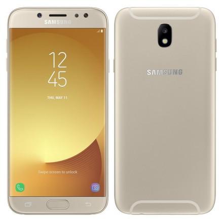 Mobilní telefon Samsung Galaxy J7 2017 (J730F) - zlatý