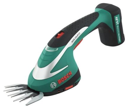 Nůžky na trávu Aku Bosch AGS 10,8 LI