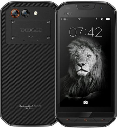 DOOGEE S30 DualSIM 2+16GB Black