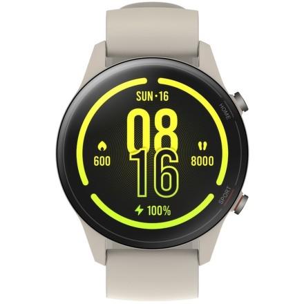 Chytré hodinky Xiaomi Mi Watch - béžové
