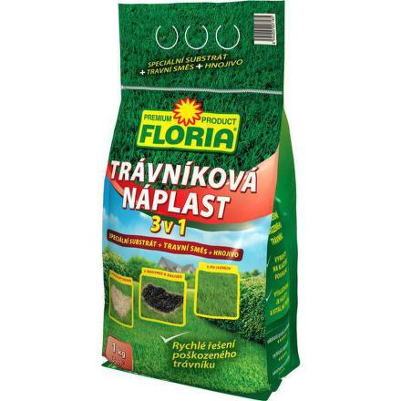 Osivo Agro Floria Trávníková náplast 3 v 1 1 kg