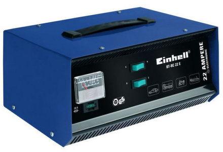 Nabíječka autobaterií Einhell BT-BC 22 E Blue