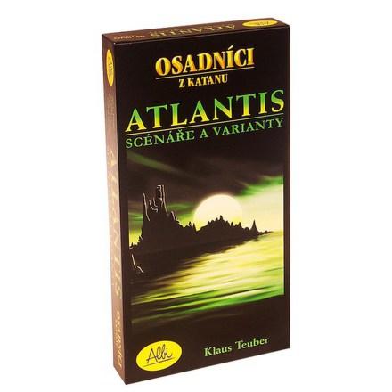Hra ALBI Osadníci - Atlantis