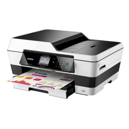Tiskárna multifunkční Brother MFC-J6520DW A3, 35str./min, 27str./min, 6000 x 1200, 128 MB, duplex, WF, USB
