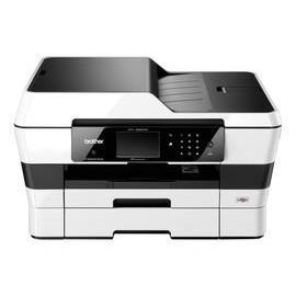 Tiskárna multifunkční Brother MFC-J6920DW A3, 20str./min, 27str./min, 1200 x 6000, 256 MB, duplex, WF, USB - černá/bílá