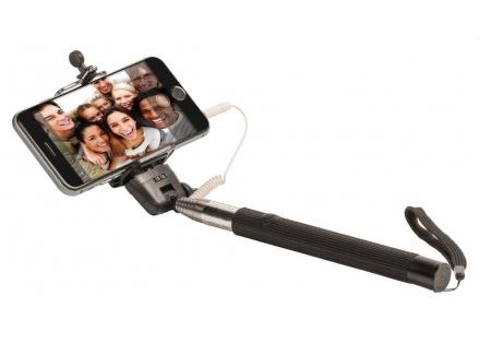 Technaxx selfie tyč s integrovanou Bluetooth spouští