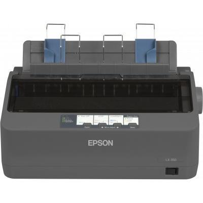 Tiskárna jehličková Epson LX-350 347 zn/s, LPT, USB