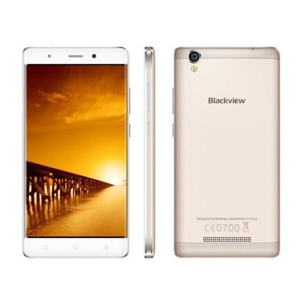 Mobilní telefon iGET BLACKVIEW A8 G - zlatý