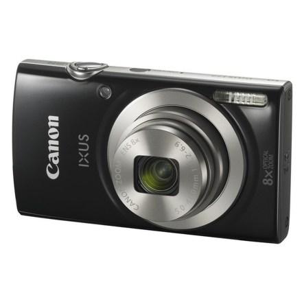 Fotoaparát Canon IXUS 177 + orig.pouzdro + 8GB SD karta