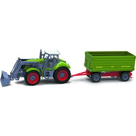 BUDDY TOYS BRC 28.610 RC Traktor s přívěsem