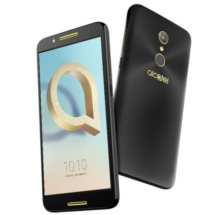 Mobilní telefon ALCATEL A7 5090Y Single SIM - černý