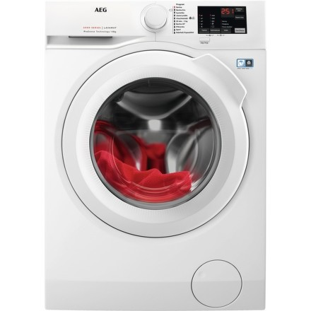 Pračka AEG ProSense™ L6FBI48WC, bílá