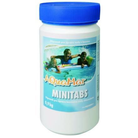 Bazénová chemie Marimex AQuaMar - Minitabs 0,9 kg
