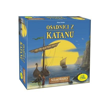 Hra ALBI Osadníci - Námořníci