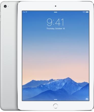 "Dotykový tablet Apple iPad Air 2 Wi-Fi Cell 16 GB 9.7"""", 16 GB, WF, BT, 3G, Apple iOS - stříbrný"