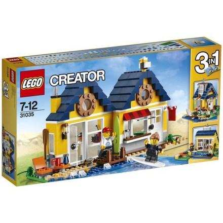 Stavebnice Lego® Creator 31035 Plážová chýše