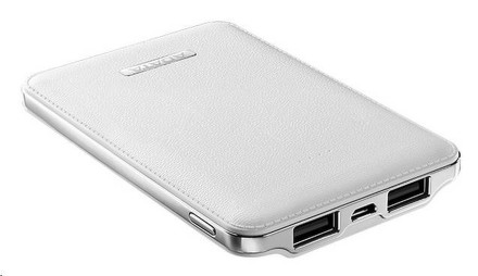 Power Bank ADATA PV120 5100mAh - bílá
