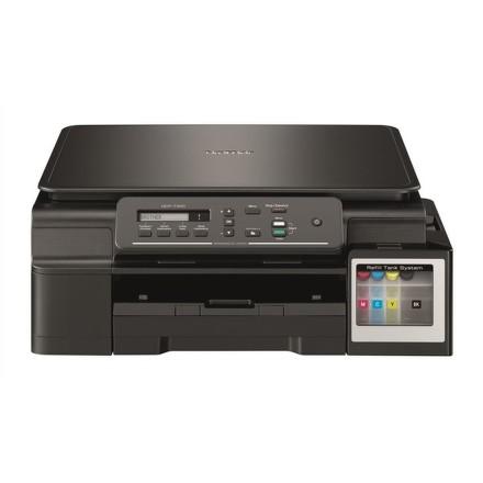 Tiskárna multifunkční Brother DCP-T500W A4, 11str./min, 6str./min, 6000 x 1200, 64 MB, WF, USB - černá
