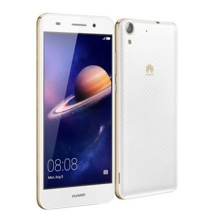 Mobilní telefon Huawei Y6 II Dual SIM - bílý + dárek ADATA PV150 10000mAh černý zdarma