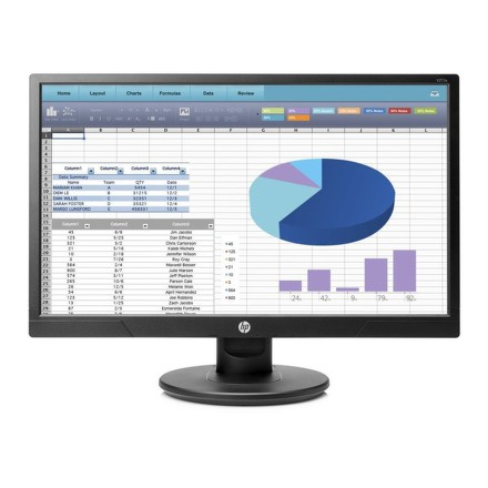 "Monitor HP V213a 20.7"""",LED, TN, 5ms, 5000000:1, 200cd/m2, 1920 x 1080,"
