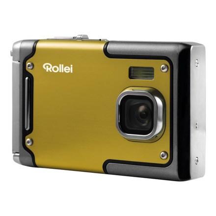 Fotoaparát kompaktní Rollei Sportsline 85, žlutý